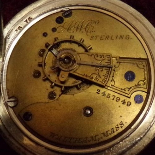 Image of Waltham Sterling #2457949 Movement