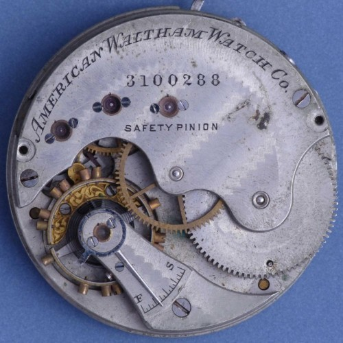 Waltham Grade B Pocket Watch Image