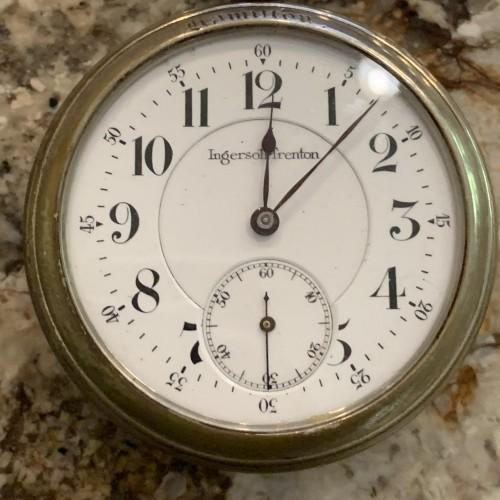 Ingersoll Watch Co. Grade  Pocket Watch Image