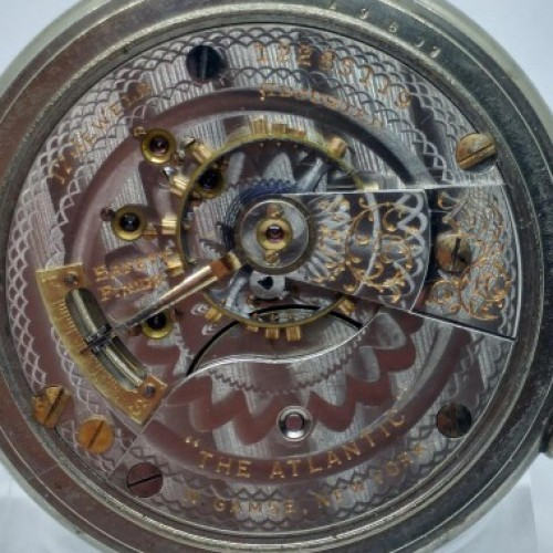 Elgin Grade 343 Pocket Watch Image