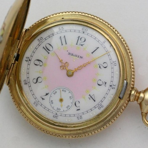 Image of Elgin 216 #10545816 Dial