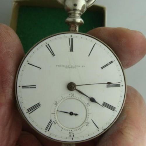Melrose Watch Co. Grade Unknown Pocket Watch Image