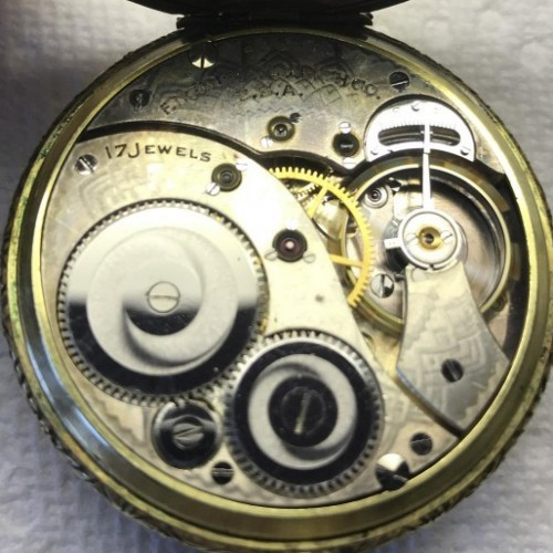 Image of Elgin 345 #29857390 Movement