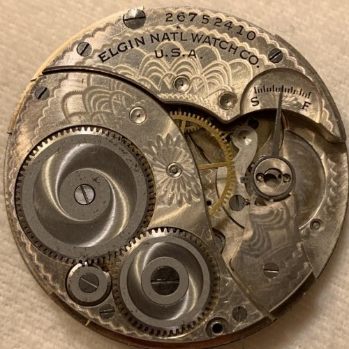 Image of Elgin 303 #26752410 Movement