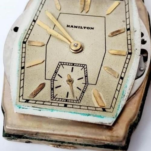 Hamilton Grade 987E Pocket Watch Image