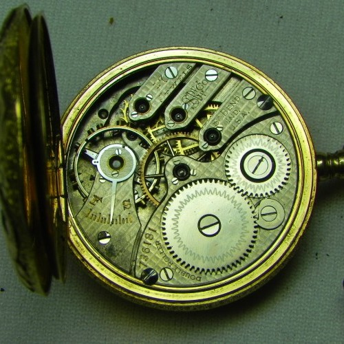 South Bend Grade 120 Pocket Watch Image
