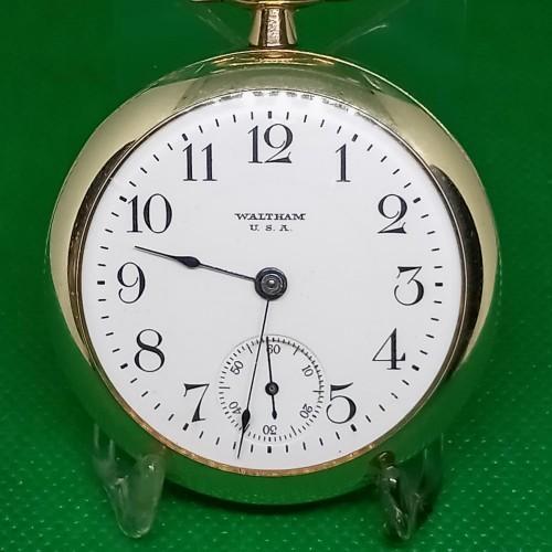 Waltham Grade No. 836 Pocket Watch Image