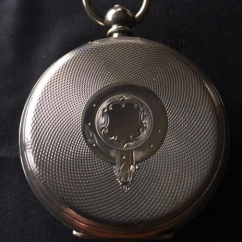 Swiss Imports Grade J.B.Yabsley Pocket Watch Image