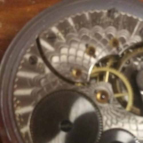 Rockford Grade 565 Pocket Watch Image