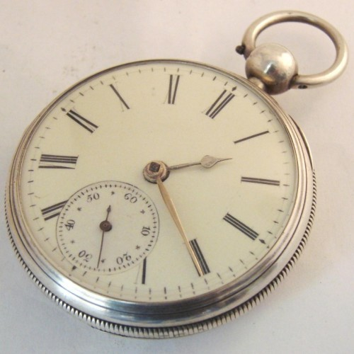Other Grade Possibly Quartier Locle Pocket Watch Image