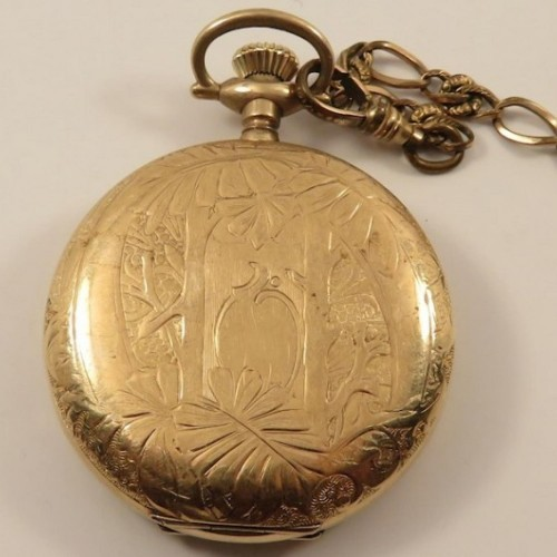 Hamilton Grade 975 Pocket Watch Image