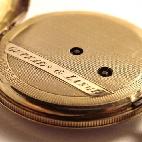 Other Grade Gutkaes&Lange Pocket Watch Image