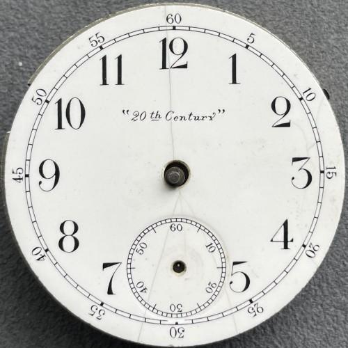Seth Thomas Grade 106 Pocket Watch Image