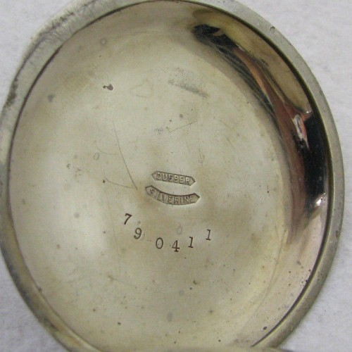 Image of Elgin 55 #81180 Case