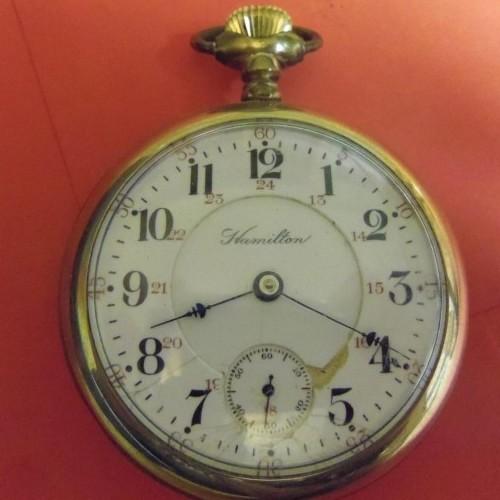 Hamilton Grade 934 Pocket Watch