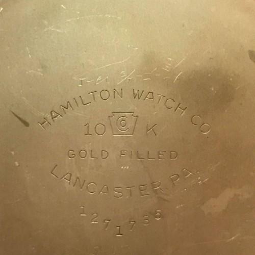Image of Hamilton 992B #C77514 Case