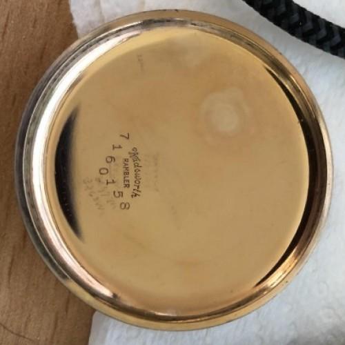 Waltham Grade Vanguard Pocket Watch Image