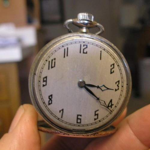 Elgin Grade 176 Pocket Watch Image