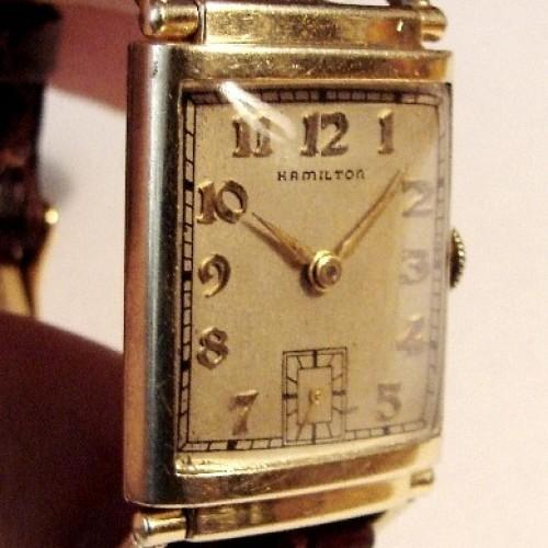 Hamilton Grade 980 Pocket Watch Image