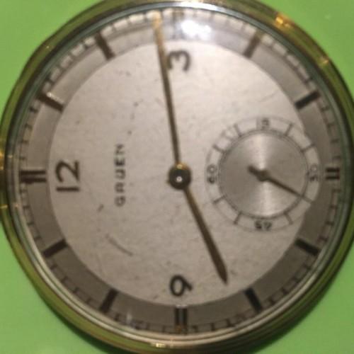 Lookup A Number >> Gruen Watch Co. Pocket Watch Serial Number Lookup & Identification Database