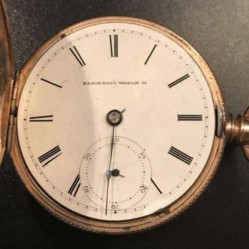 Image of Elgin 6 #842156 Dial