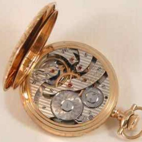 Hamilton Grade 961 Pocket Watch Image
