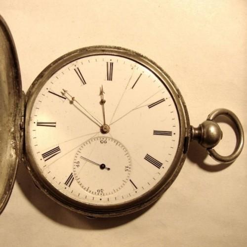 Swiss Imports Grade John Robertson&Co Pocket Watch Image