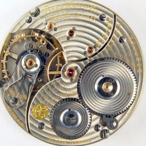 Ball - Hamilton Grade 999M Pocket Watch Image