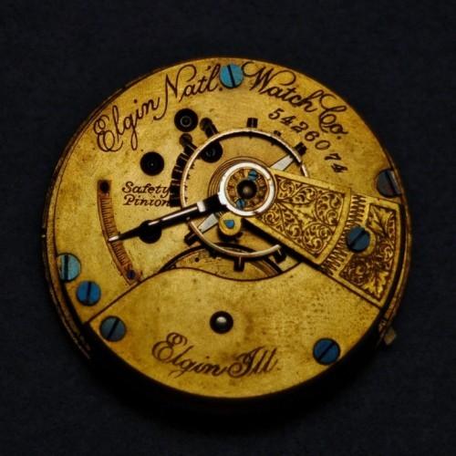 Elgin Grade 74 Pocket Watch