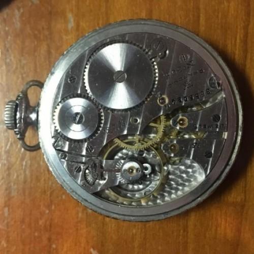 Hampden Grade No. 306 Pocket Watch Image