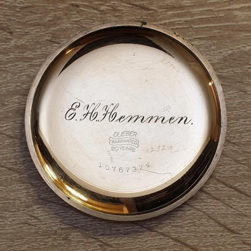Hampden Grade No. 108 Pocket Watch Image