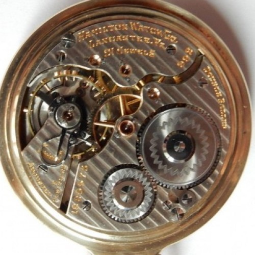 Image of Hamilton 992 #1620975 Movement