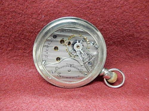 Illinois Grade 59 Pocket Watch
