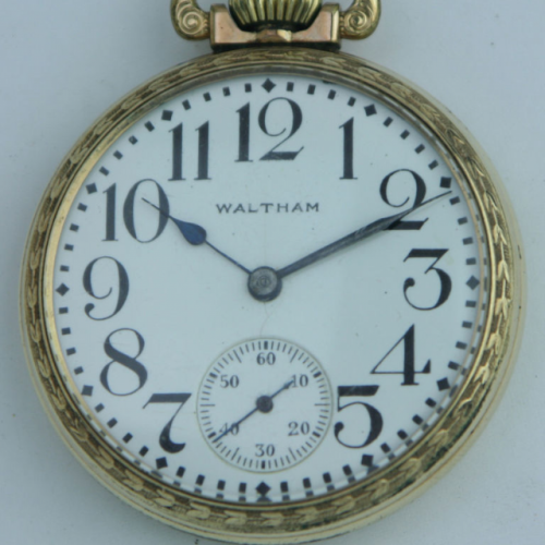Image of Waltham No. 645 #22226237 Dial