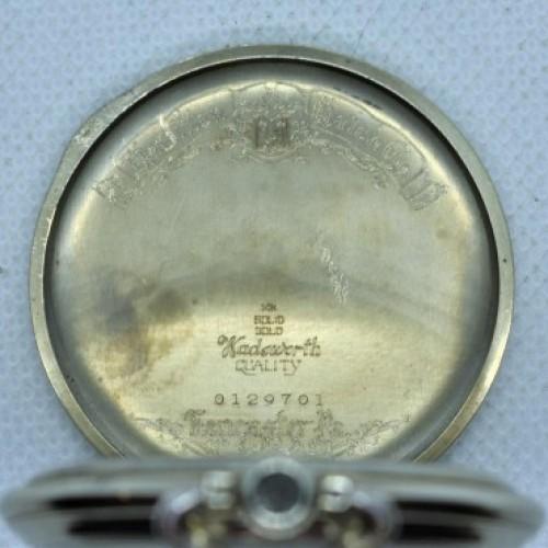 Hamilton Grade 922 Pocket Watch Image