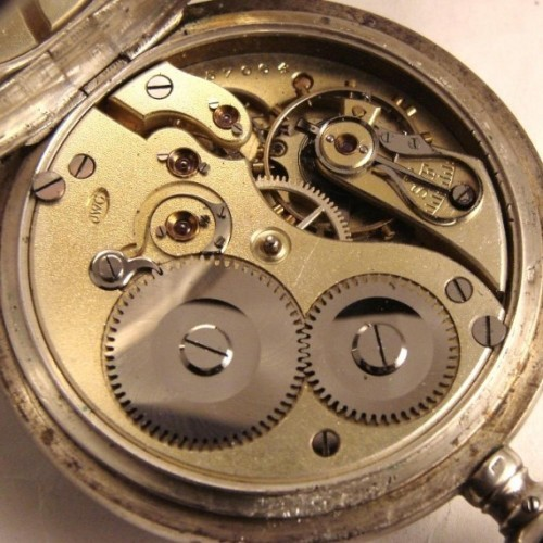 Image of International Watch Co. (Swiss)  #257064 Movement