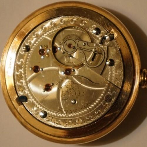 Ball - Hamilton Grade 999C Pocket Watch Image