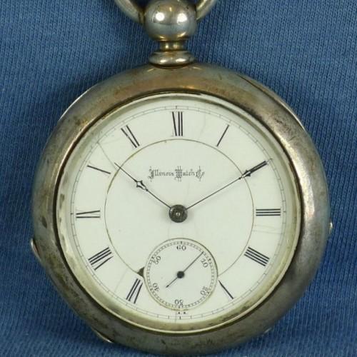 Elgin, Hamilton, Illinois, & Waltham Pocket Watch Serial ...