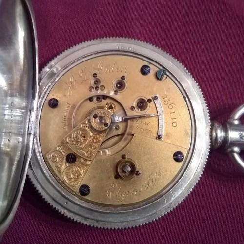 Elgin Grade 61 Pocket Watch Image