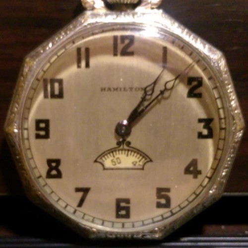 hamilton pocket watch serial number dating Elgin national watch company serial number, elgin pocket watch a team of watchmakers and mechanical engineers produced their first pocket watch movement.