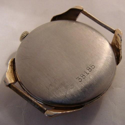 Molnija Grade Ural Pocket Watch Image