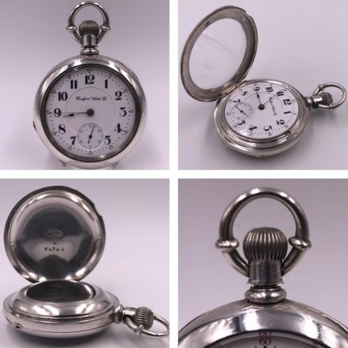 Rockford Grade 205 Pocket Watch Image