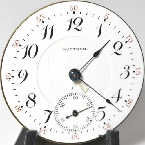 Image of Waltham No. 81 #12860434 Dial