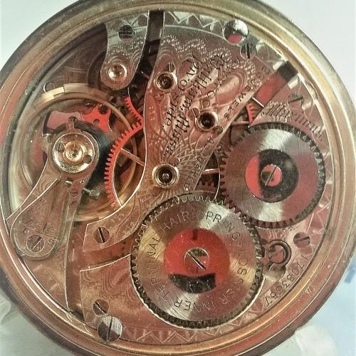 Waltham Grade Maximus Pocket Watch Image