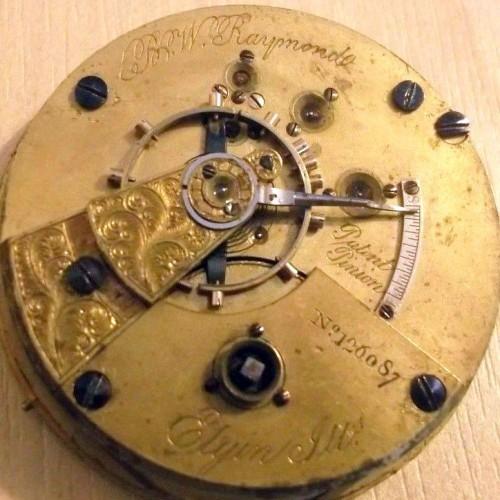 Elgin Grade 69 Pocket Watch Image