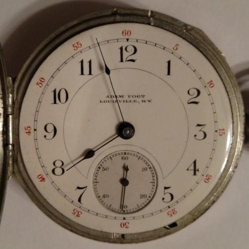 Hampden Grade Unknown Pocket Watch