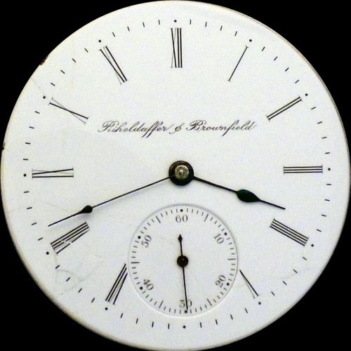 Hamilton Grade 977 Pocket Watch Image