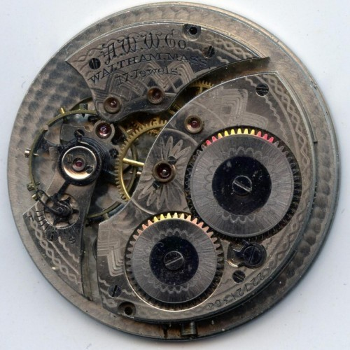 Waltham Grade No. 1425 Pocket Watch Image