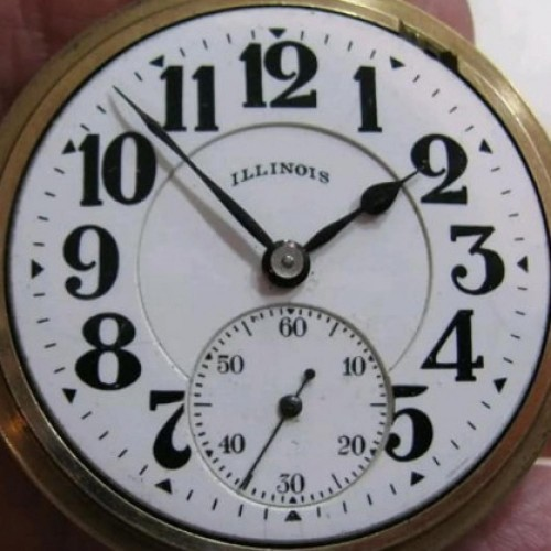 Image of Illinois Bunn Special #4246399 Dial