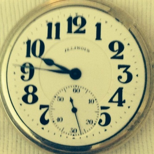Image of Illinois Bunn Special #3871471 Dial